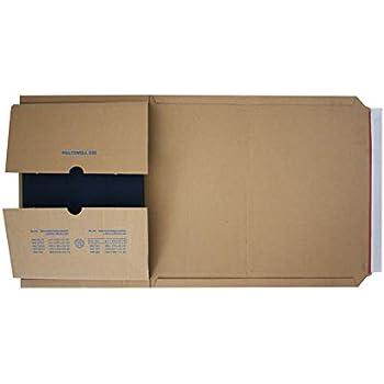 713afaf709 Carte Dozio - Scatole in Cartone ad Altezza Variabile per Spedizioni - F.To  Int. Mm 325 x 250 x 20/75-25 Pz a Conf