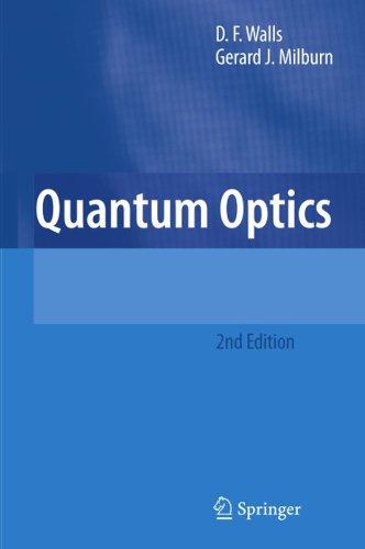 Quantum Optics (English Edition)
