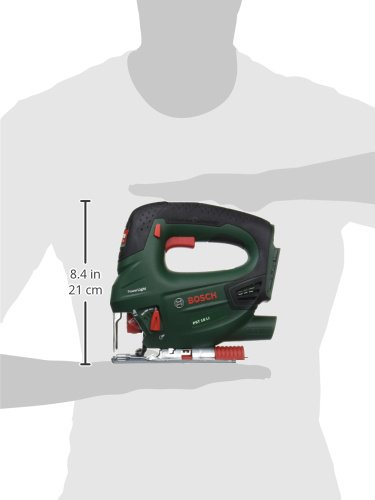 Bosch DIY Akku-Stichsäge PST 18 LI, ohne Akku, Sägeblatt, CutControl, Abdeckschutz (18 V, 2,5 Ah, max. 80 mm Schnitttiefe in Holz) - 7