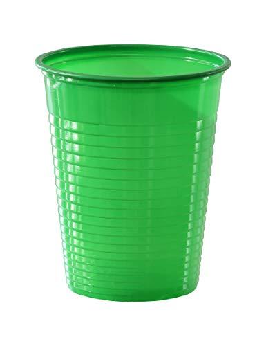 Generique - 50 Gobelets Verts 20 cl