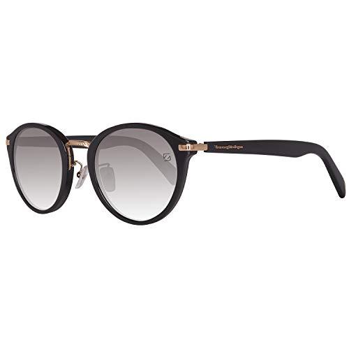 Ermenegildo Zegna Sonnenbrille Herren Schwarz