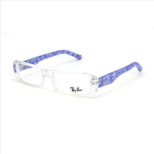 Ray Ban RX 5210 Transparent-Violet (rx5210-5000)-53 53