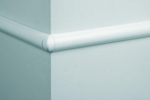preisvergleich d line kabelkanal mittel profil 30 x 15 mm 1 m wei willbilliger. Black Bedroom Furniture Sets. Home Design Ideas
