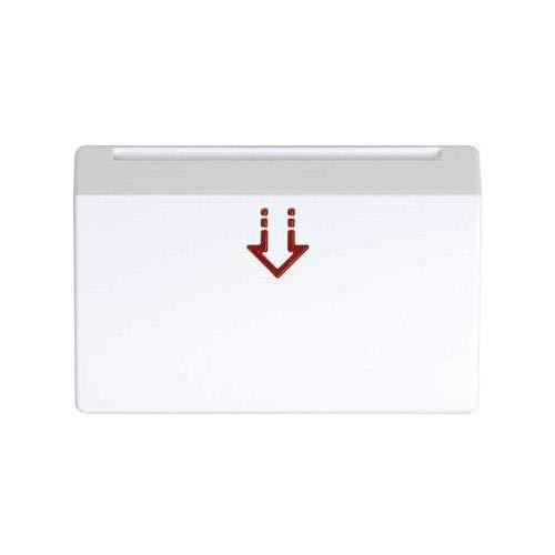 Tapa con visor para interruptor de tarjeta mecánico o electrónico mide de ancho y alto 45x45 mm pertenece la gama Simon 27 Play Función señalizadora:Si Nº de elementos que ocupa:1elemento Medidas:45x45 mm Grado IP:20 RAL:no tiene Tipo de instal...