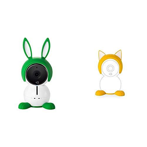 Arlo Baby Sistema di Baby Monitoring, Visione Notturna con Netgear ABA1000-10000S Personalizzazione...