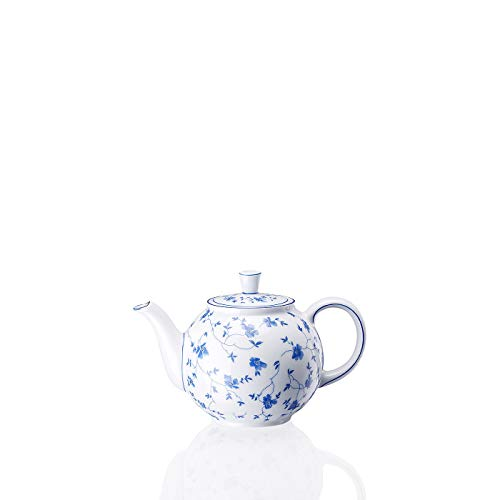 Rosenthal Arzberg Form 1382 Teekanne 2 P. Blaublüten