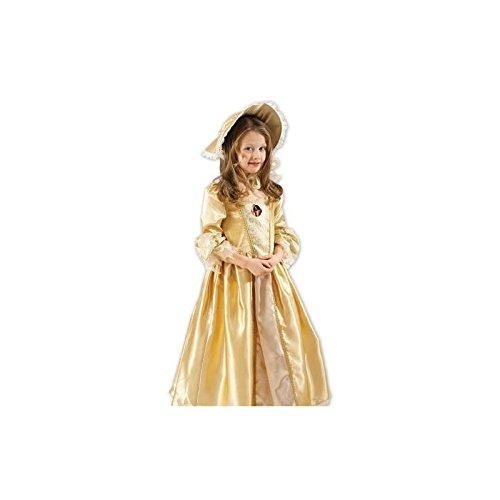 Kostüm Caraibes Des Pirate - Déguisement Elizabeth Swann fille sur cintre - Disney - Pirates Des Caraibes - Enfant - 5-6 ans