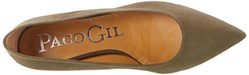 Paco Gil P3100, Ballerines femme Grün (CAPER)