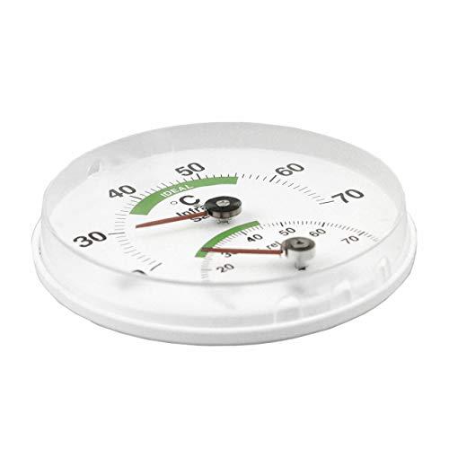 Sauna Kombi Thermometer für Infrarotkabinen - 3