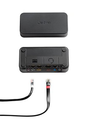 Jabra Link 14201-20 elektronische Hook-Switch (EHS) Lösung für Tischtelefone u.a. Avaya, Alcatel, Shoretel, Toshiba Gn 9120 Wireless Headset