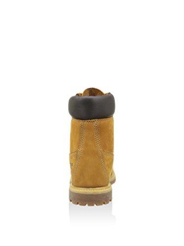 Timberland EK 6in Premium Wedge Golden Beige C8229A, Boots Braun (Camel)