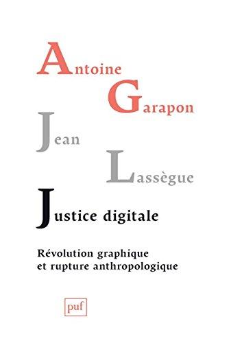 Critique du droit numérique : Révolution graphique et rupture anthropologique