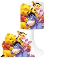 Winnie (1) - Lampe de chevet de création - Lampe à poser enfant