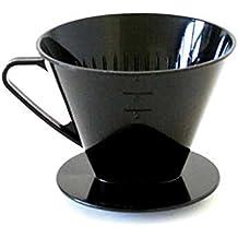 Kaffeefilter Kunststoff 1x4