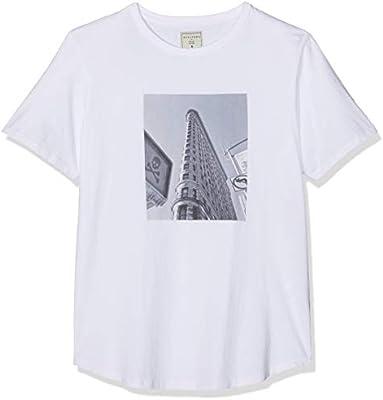 calpers Pic Flatiron tee Camiseta, , XX-Large (Tamaño del Fabricante:) para Hombre