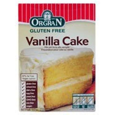 Orgran Gluten Free Vanilla Cake Mix -- 13.2 oz by Orgran