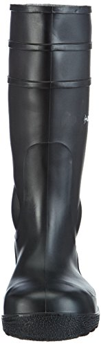 Dunlop - 142Pp Protom. S5 Zwart  38, Stivali Di Gomma Sfoderati, unisex Nero (nero)