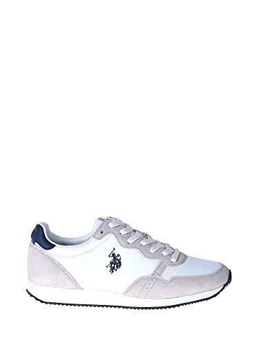 U.S. Polo - JANKO4056S9_TS1 Men's Sneakers White / 42 (Us Polo Damen Sneaker)