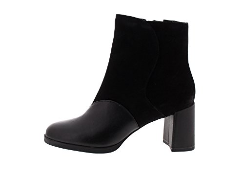 CAMPER Damen - Stiefeletten TWINS K400202-001 - negro Guanto Iron