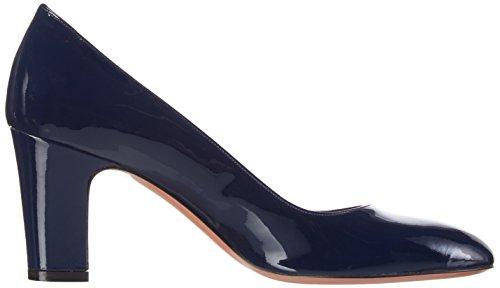 Oxitaly Rossella 100, Escarpins femme Bleu - Bleu marine