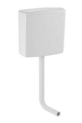 Geberit 140005111 AP-Spülkasten halbhochhängend, weiß