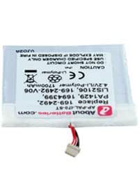 Batterie type PALM LIS2106, 4.2V, 1700mAh, Li-Pol