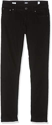 Jack & Jones Junior Jungen JJILIAM JJORIGINAL AM 829 JR NOOS Jeans, Schwarz (Black Denim Black Denim), (Herstellergröße: 164)