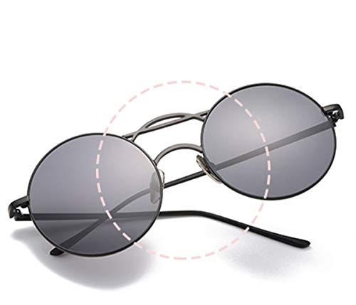 Lisay Sonnenbrillen Retro-Mode polarisierte Fahrradbrille gemusterte Bügel Verzierter Trend Allzweck-Sonnenbrillen Damenbrillen