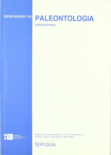 Paleontologia por Jordi Martinell i Callicó