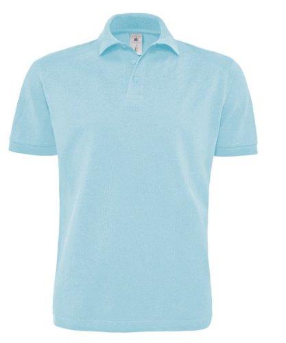 Piqué Polo Shirt 'Heavymill' White