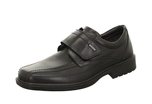 ara uomini velcro scarpe PIERO 11-28902-01 nero schwarz