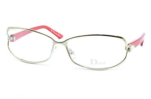 Christian Dior Cd3728 Farbe VKW/15 LTGLD CO kaliber 55 Neu BRILLE