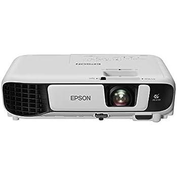 Epson EB-S41 Videoproiettore 3LCD, SVGA da 3.300 lumen, Bianco