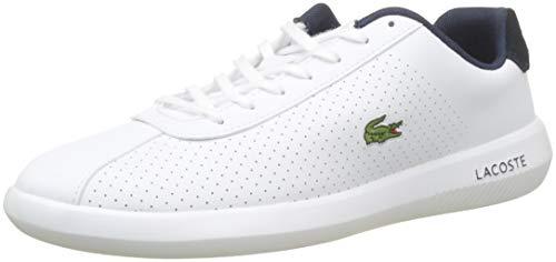 Lacoste Sport Herren Avance 318 1 SPM Sneaker, Weiß (Wht/NVY 042), 46 EU