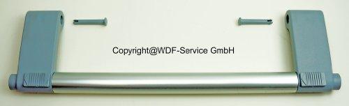 Griffstangen-Set grau, für Braas/Dörken-Atelier-Fenster (BA/DA) 100/...