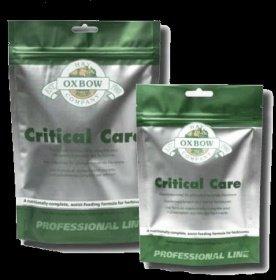 Dr. Albrecht Oxbow Critical Care, leckeres Spezialfutter für pflanzenfressende Heimtiere 141 gr