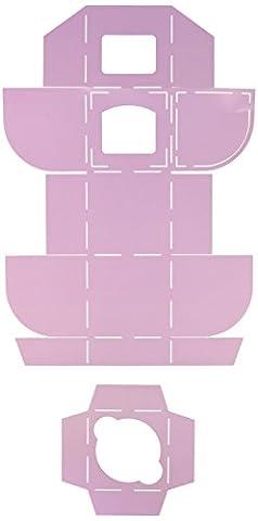 Crafter's Companion Plastic Single Cupcake Presentation Box