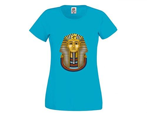 - GOLDENE MASKE- MASKE- ARCHÄOLOGIE- ÄGYPTISCHE- PHARAO- KING TUT