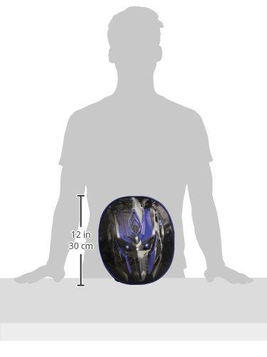 31708oN7QML - Transformers TRANS001016 - Mochila Negro Negro