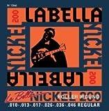 La Bella Nickel rundgewickelt 200 Serie Regular Farbwalze 10 - 46