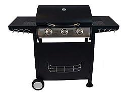 Landmann Gasgrill Ir Expert Test : Gas grill burner test comparison gas grill burner