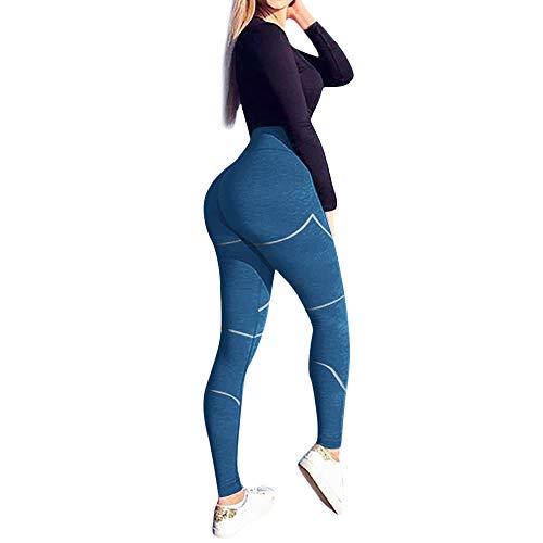 Beikoard Pantalones para adelgazar,Pantalones Deportivos Mujer, Pantalón de Sudoración Adelgazar, Leggings Push Up, Mallas Termicos de Neopreno, Faja Reductora Adelgazante para Deporte, Yoga, Fitness