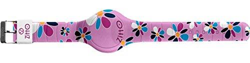 Orologio digitale ZITTO con cinturino in silicone multicolor FLOWERLAND-MINI-FD
