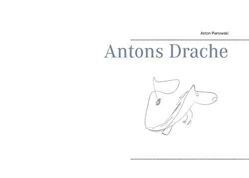 Antons Drache Zeichnung Drachen