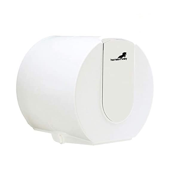 HORSEWAY(TM) Toilet Paper Dispenser/Toilet Paper Holder (Romantic and Staid, Flexible and Firm, Sedate and Free, Natural and Harmonious)
