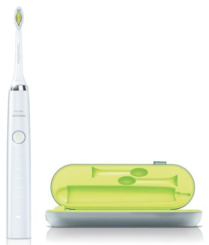 Philips Sonicare DiamondClean Handstück inkl. 1 Bürstenkopf + USB-Reiseetui