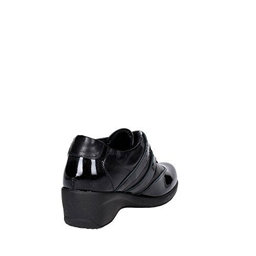 Cinzia Soft IR90817-VV 003 Sneakers Femme Cuir/vernis Noir Noir