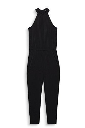 ESPRIT Collection Damen Jumpsuit 087EO1L002, Schwarz (Black 001), 38 (Herstellergröße: M) - 3