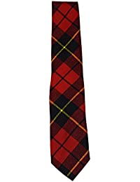 Polo By Ralph Lauren 100% Wool Mens Red Striped Tie