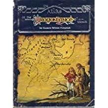 By Karen Wynn Fonstad - Atlas of the Dragonlance World (TSR Fantasy) (1988-10-17) [Paperback]